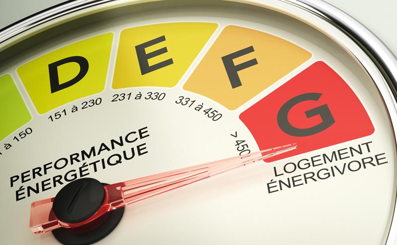 Intérêt des acquéreurs pour le DPE du logement et l'étiquette énergie